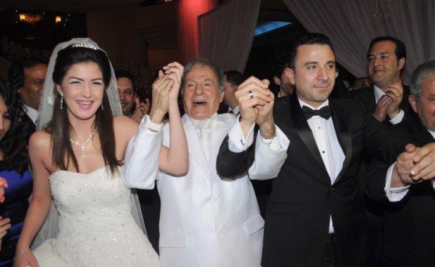 زوجة الفنان احمد سعيد عبدالغنى