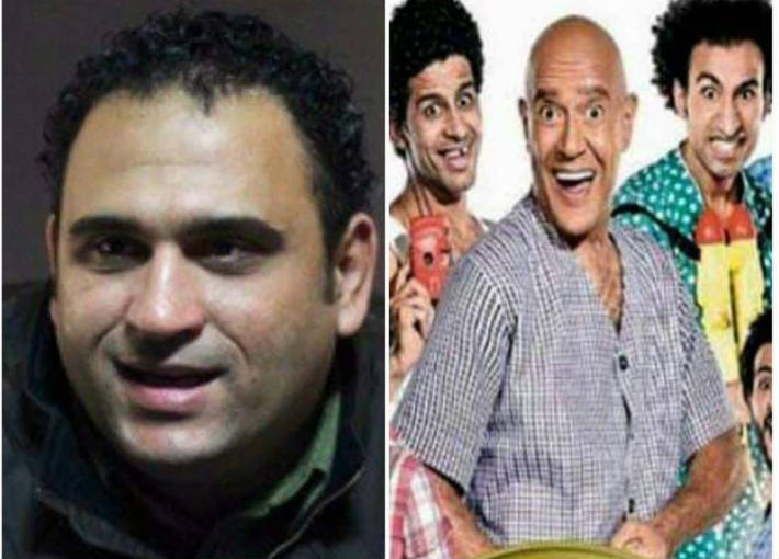 اكرم حسني في مسرح مصر