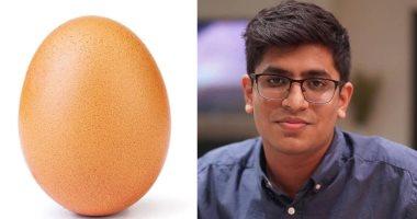 بيضة الانستجرام