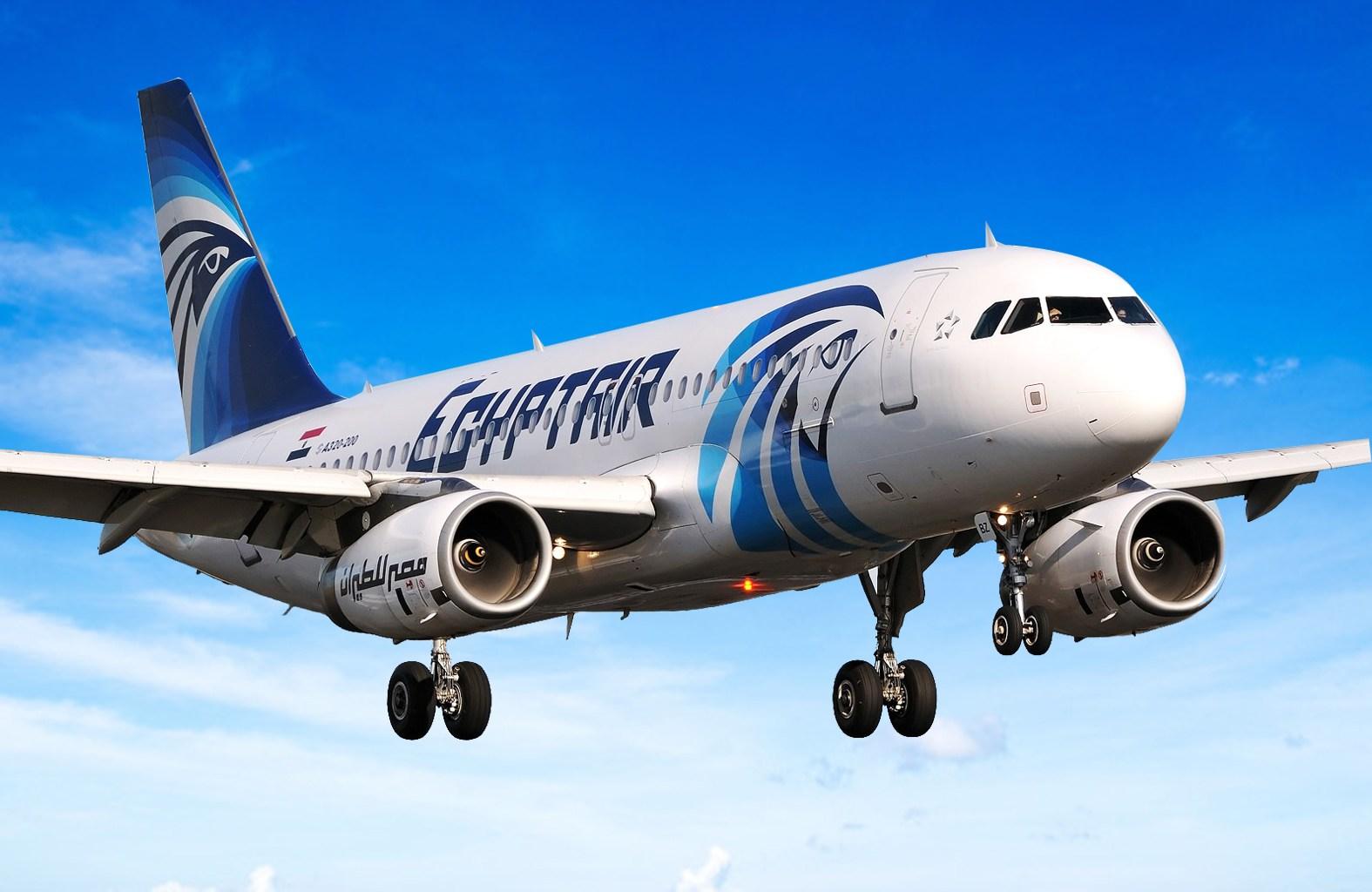 صور طائرة من طائرات شركة مصر للطيران