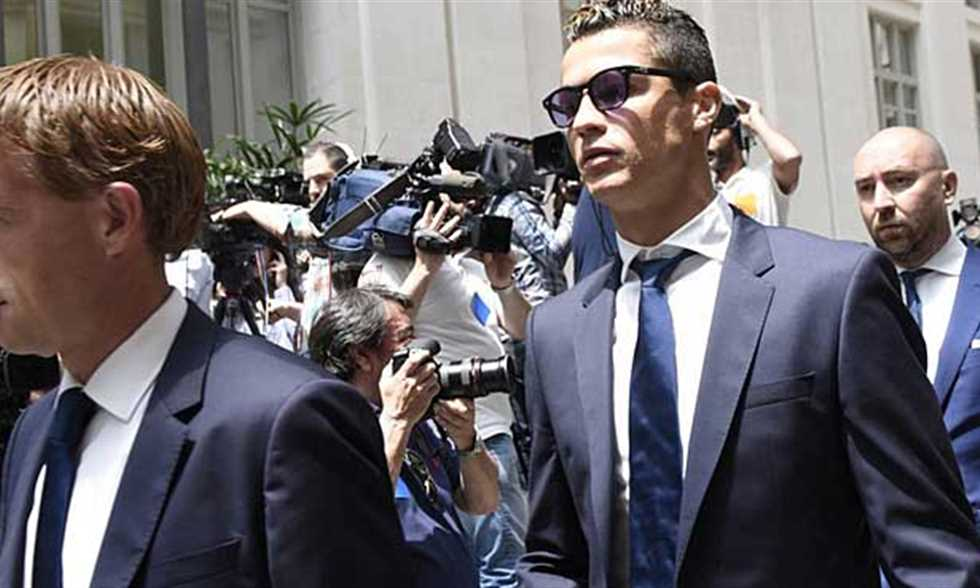 كيريستيانو رونالدو