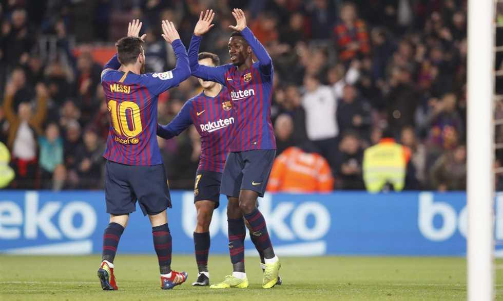 نادي برشلونة الاسباني