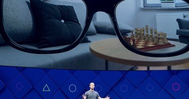 نظارات فيس بوك