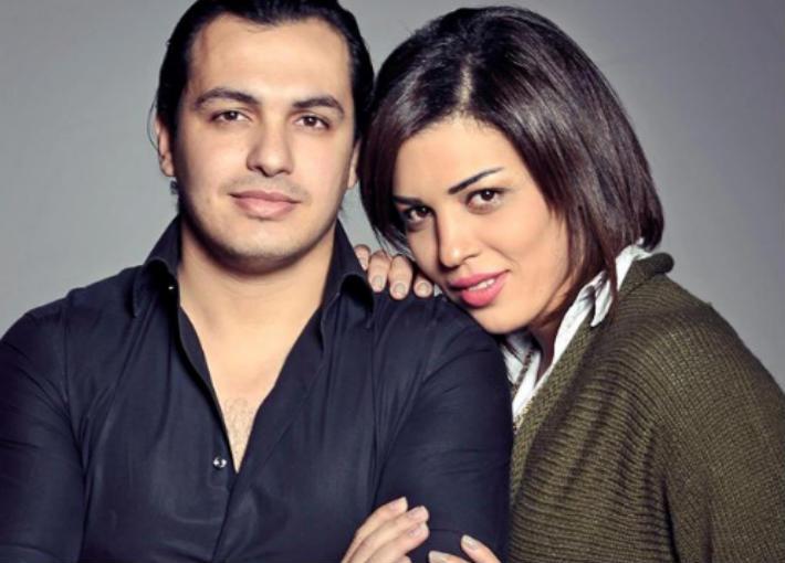 أحمد إبراهيم و زوجته الأولى