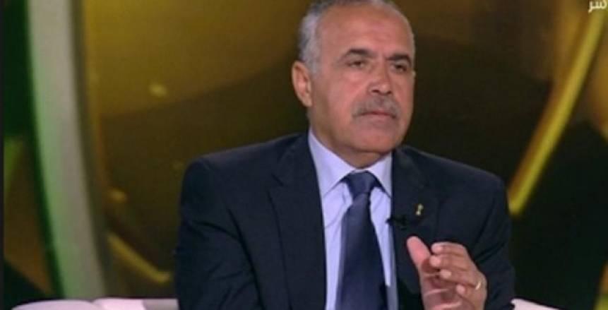 الخبير التحكيمي أحمد الشناوي