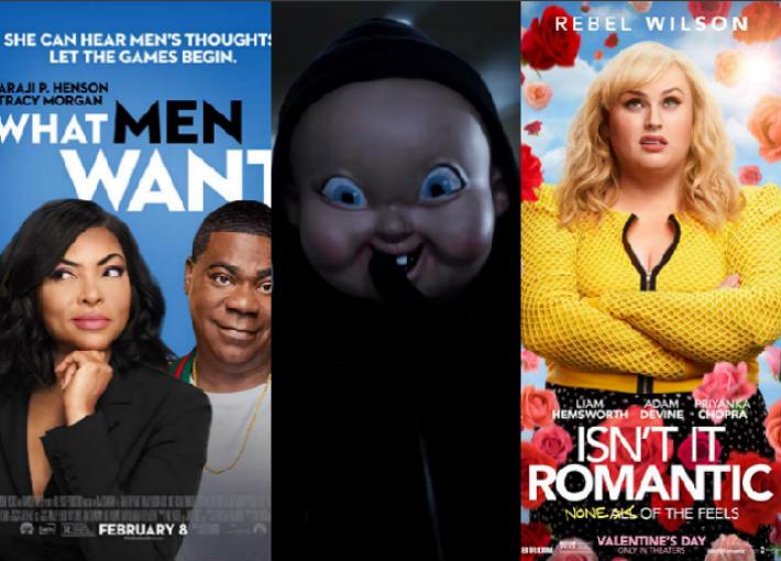 أفلام شهر فبراير