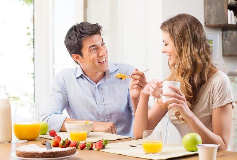 علاقة زوجية سعيدة