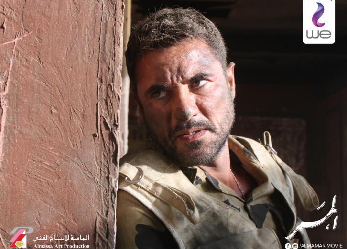 احمد عز في فيلم الممر