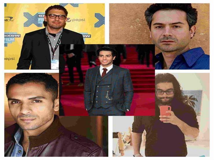 مشاريع النجوم المصريين في هوليوود