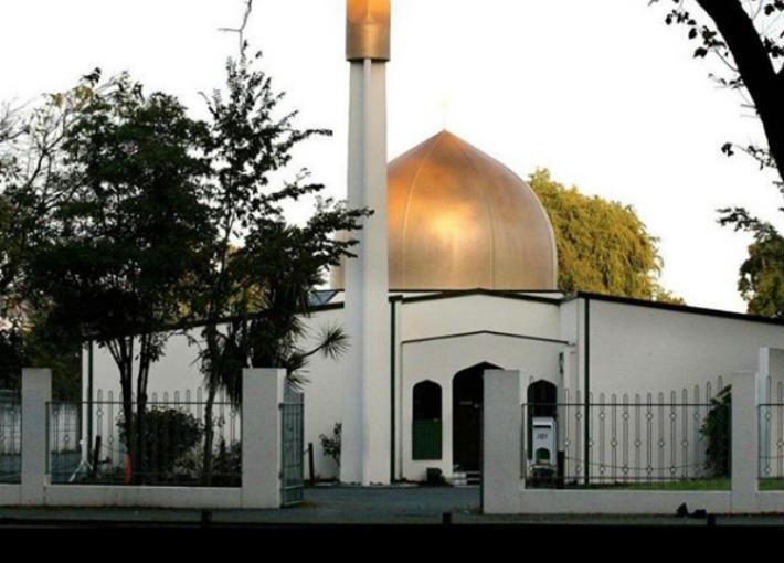 الحادث الإرهابي بأحد مساجد نيوزيلندا