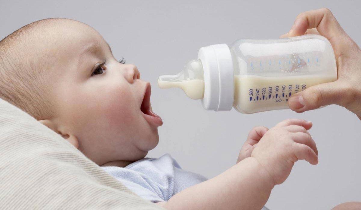 الرضاعة الصناعيه