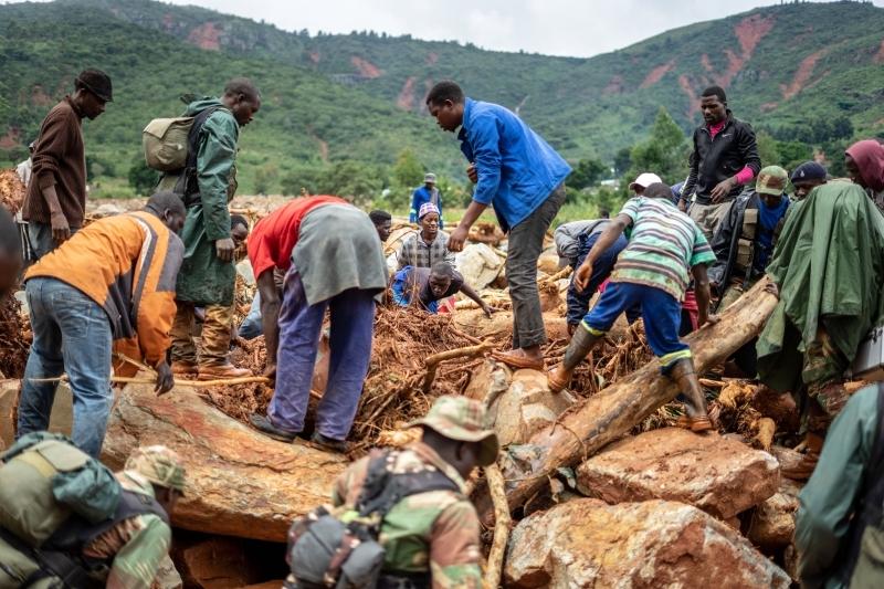 تعرف علي تفاصيل اعصار موزمبيق
