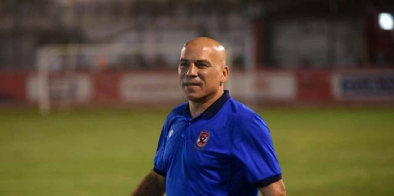محمد يوسف المدرب العام للنادي الأهلي