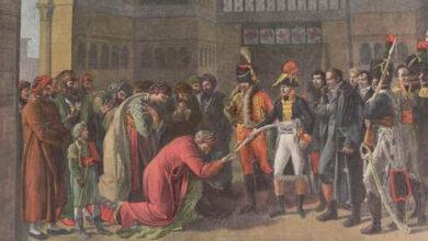 ما -هي- الأثار -الاجتماعية -للاحتلال- الفرنسي- على -مصر