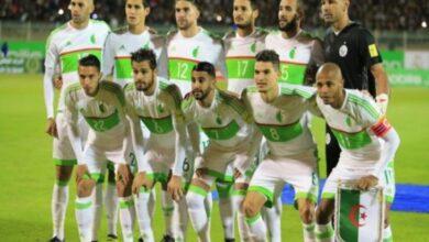 مباراة الجزائر و بوروندي