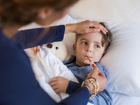 أعراض للأطفال لا يجب تجاهلها