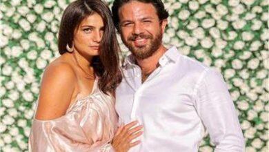 عمر الشناوي و زوجته