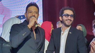 أحمد حلمي وحماقي