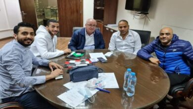 تجديد إعارة محمد عبدالمنعم مدافع الأهلي إلى سموحة