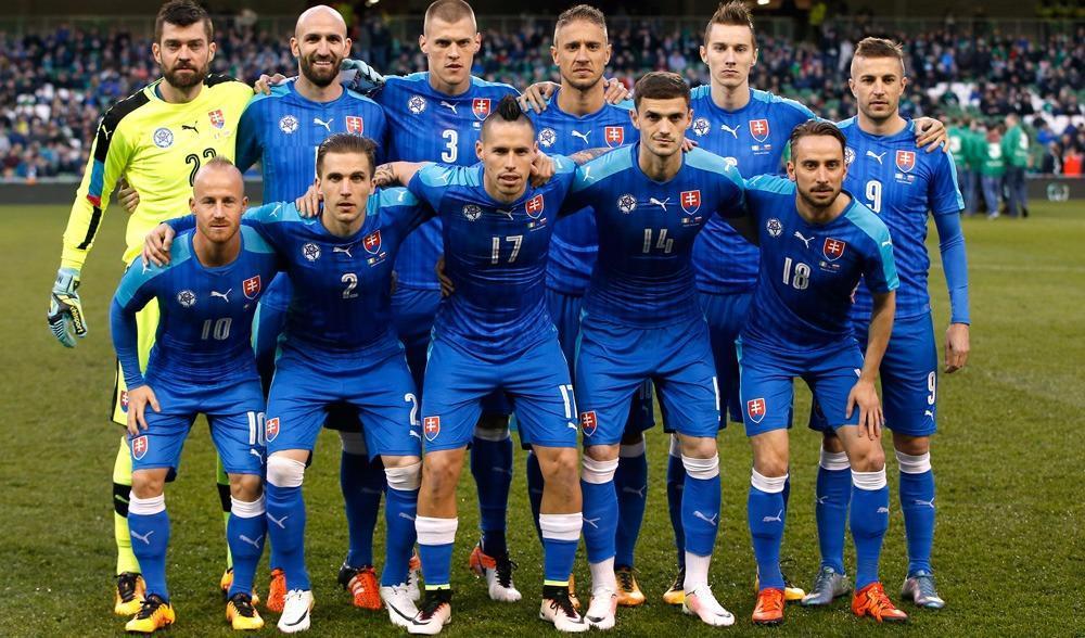 منتخب سلوفاكيا
