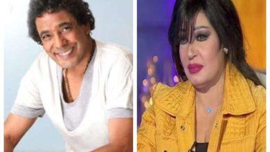 محمد منير و فيفي عبده