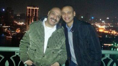 أحمد وخالد صالح