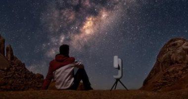 التلسكوب الذكى المبتكر