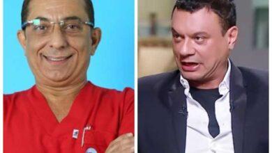 عباس أبو الحسن وطبيب الأسنان