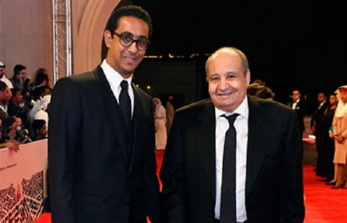 مروان ووالده وحيد حامد