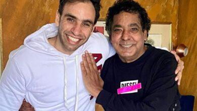 أحمد الشامي ومحمد منير