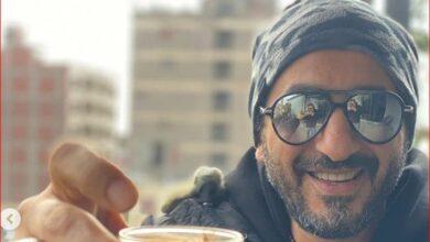 أحمد حلمي في أحدث ظهور
