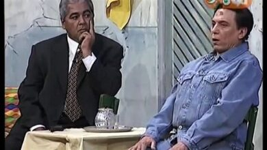 عادل إمام ومصطفى متولي