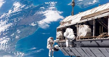 السير فى الفضاء