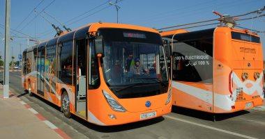 حافلات كهربائية