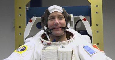رائد الفضاء الفرنسي توماس بيسكيه