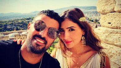 محمد سامي وبناته