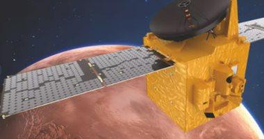 مركبة على كوكب المريخ