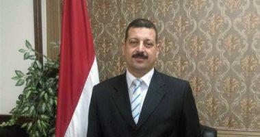 الدكتور أيمن حمزة المتحدث باسم وزارة الكهرباء والطاقة المتجددة