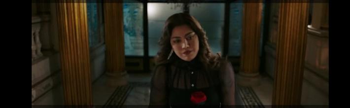 ريهام حجاج في المسلسل
