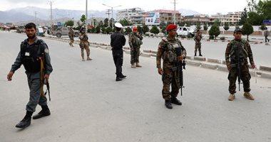 عناصر من الجيش الأفغانى
