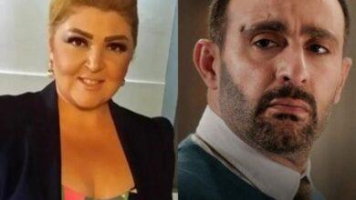 أحمد السقا ومها احمد