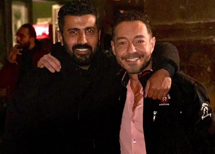 أحمد زاهر ومحمد سامي