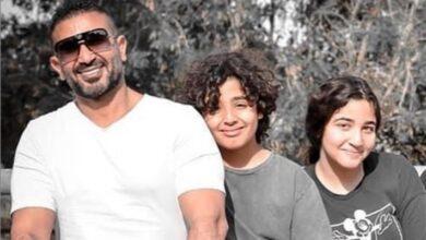أحمد سعد وأولاده