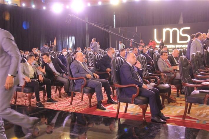 المؤتمر الصحفي للمتحدة