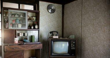 تليفزيون قديم