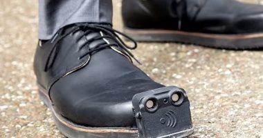 حذاء ذكى