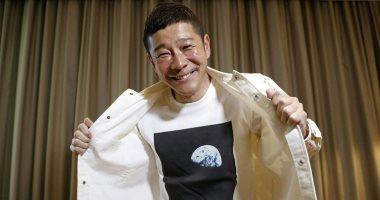 رجل الأعمال الياباني يوساكو مايزاوا