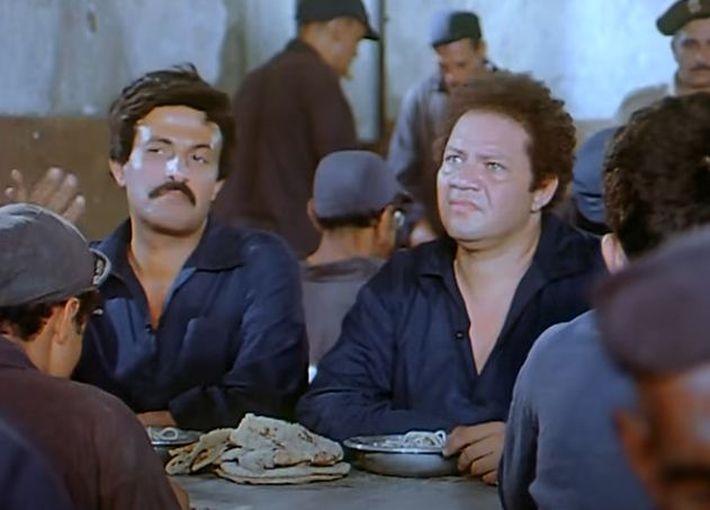 سمير غانم ويحيى الفخراني