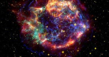 صورة تعبيرية للمجرات