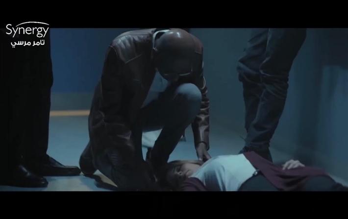صورة من أحداث الحلقة 7